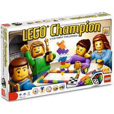 Lego Champion - pass on your addiction for Lego to the whole family $19.99
