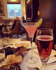 Don't mind if I do  #thelanghamlondon by ___escape_artist