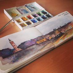 myMoleskine - Artworks - A little of Marrakech