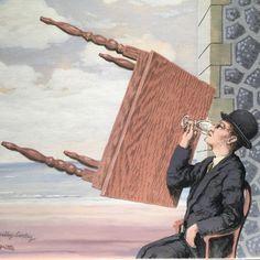 René Magritte. #surrealismo #dibujo #arte