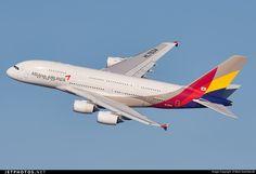 Photo of HL7634 Airbus A380-841 by Mark Szemberski