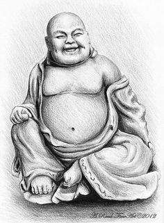 Choose your favorite buddha drawings from millions of available designs. All buddha drawings ship within 48 hours and include a money-back guarantee. Buddhist Symbol Tattoos, Buddhist Symbols, Hindu Tattoos, Buddha Drawing, Buddha Art, Buddha Life, Japanese Tattoo Art, Japanese Sleeve Tattoos, Chinese Tattoos