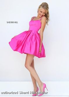 Sherri Hill 50323 Sherri Hill Prom Dresses 2017, Evening Gowns, Cocktail…