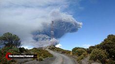 COSTA RICA - New eruption at Turrialba produced ash column reaching more than 6,500 feet