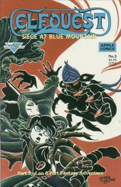 """ElfQuest: Siege at Blue Mountain"" # 3"