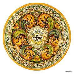 Artistica - Italian Ceramics, Deruta and Vietri Dinnerware.