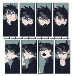 Dc Anime, Anime Guys, Manga Anime, Anime Art, Happy Tree Friends, Detective, Tsubaki Chou Lonely Planet, Kaito Kuroba, Detektif Conan
