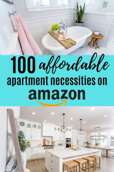 The best apartment decor for when you are on a budget. The best finds for you first rental for a cozy space, create lots of storage in your small apar Boho Apartment, Small Apartment Living, 1st Apartment, Apartment Design, Apartment Ideas, Studio Apartment Organization, College Girl Apartment, Small Apartment Hacks, Small Apartment Organization