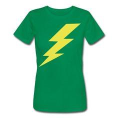 Lightning Bolt T-Shirt | Spreadshirt | ID: 7794922