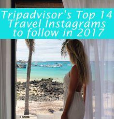 Top Travel Instagrams to Follow in 2017 #travel #instagram