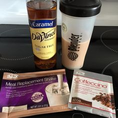 Looking for a way to quench that taste for a Carmel Macchiato, but without all the calories? In fact, this version is Healthy-Good For Ya!  10-12oz of water - 1 AdvoCare Vanilla Meal Replacement Shake - 1 AdvoCare Coffeccino - 1oz sugar free caramel syrup - mix together in a shaker cup and serve over ice! Benefits: 290 cal. , 27g of easily digestible proteins, 8g fiber, and over 26 vitamins and minerals.