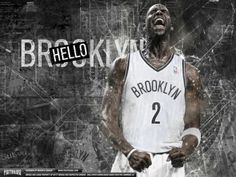 Kevin Garnett 'Hello Brooklyn' Wallpaper | Posterizes | NBA Wallpapers | Basketball Designs & Artwork