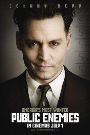 Public Enemies (2009) Poster