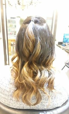 Braid and Curls Braids With Curls, Salons, How To Find Out, Long Hair Styles, Beauty, Lounges, Long Hairstyle, Long Haircuts, Long Hair Cuts