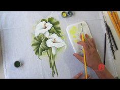 Botões de rosa gestual II - YouTube