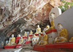 Kawgun Cave, Hpa An, Burma (Myanmar) - visiting in June