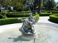 http://diy-gardensupplies.com/ The first putti fountains were created in Italy in the 1400s. Artists like DaVinci and Michelangelo made the cherubim of the Bible into a popular design element. The use of these child-angels spread all over Europe. Cultures soon collided as fountain bases of cherubim supported Greek mythological heroes in formal palace gardens, as well as on large country estates.