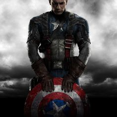 Captain America!! :) |Pinned from PinTo for iPad|