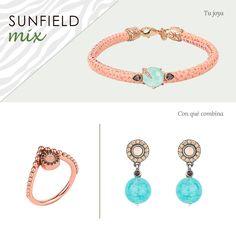 #sunfield #joyas #pulsera #pendientes #anillo #tendencias #moda #silver #plata #fashion #accesorios #complementos #quemepongo