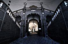 Naples - Pizzofalcone - Palazzo Serra di Casano