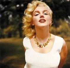 Marilyn as Marilyn