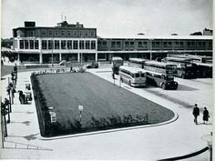 Corby bus station