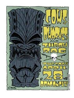 the cows... poster