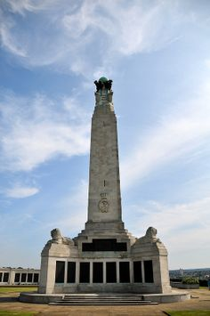 Chatham Naval Memorial, Chatham, Kent, Brompton, Gillingham, England, United Kingdom, 2012, photograph by Thomas Cogley.