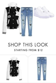 """""""Untitled #282"""" by livi-769 on Polyvore featuring NIKE"""