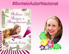 SEMPRE ROMÂNTICA!!: [Resultado] Sorteio Autor Nacional - Fernanda Fran...