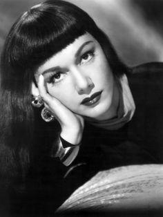 Maria Montez (June 6, 1912 – September 7, 1951)