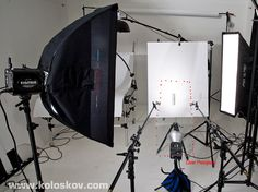 How to get complete white background out from a camera: studio product photography tutorial