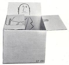 Saul Steinberg Box