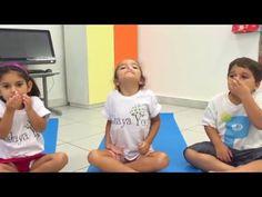 Respiração para Crianças com Algodão - Alessandra Geraldi, Akshaya Yoga para Crianças - YouTube Yoga For Kids, Tatoos, Mindfulness, Youtube, Yoga Kids, Kid Yoga, Breathing Techniques, Co Parenting, Studying