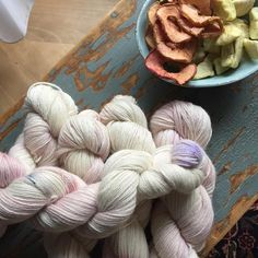 """81 Likes, 1 Comments - Elaine Tom (@elainetom) on Instagram: """"A bunch more going into the #etsyshop tomorrow, Nabi Wool Studio. I'm really pleased with the stuff…"""""""