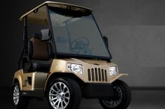 Tomberlin Emerge golf carts now available to order for the international market through Columbia ParCar according to their Australian Representative.