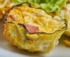 How to Make Quffins - Crust-Less Mini Quiches Baked in Muffin Tins Eggs In Muffin Tin, Muffin Tins, Mini Quiche Recipes, Cheese Recipes, Backpacking Food, Ultralight Backpacking, Bacon Quiche, Best Cheese, Egg Cups