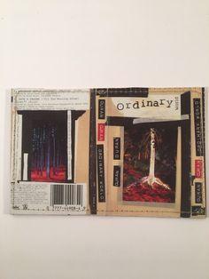 Musically Inspired Recycled Minimalist Folded Wallet #DuranDuran