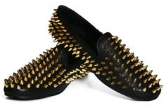 Black and Gold ,make,s a great statement.If you can pull it off.