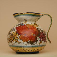 BROCCHE   Leoncini Siena Italian Pottery, Siena, Vase, Home Decor, Decoration Home, Room Decor, Vases, Home Interior Design, Home Decoration