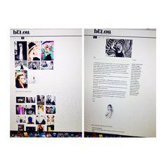 Take a look at my blog!  www.belou.wtf