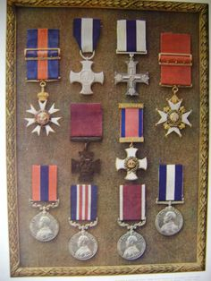 medals collection
