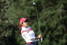 驚異の15歳が、この日も躍動!|日本女子オープンゴルフ選手権競技 2日目 長野 未祈 <Photo:Chung Sung-Jun/Getty Images>