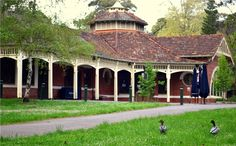 Hepburn Springs, Victoria. Daylesford, Big Island, Victoria, Australia, Mansions, House Styles, Places, Pictures, Travel