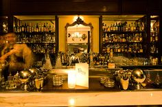 The ten most stylish bars in Australia: The Everleigh, Melbourne