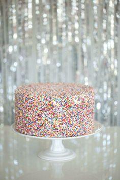Sprinkle Cake for Clara