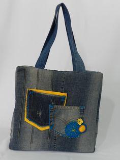 Bolsa Jeans Reciclada