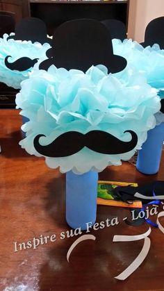 Como fazer Pompom de papel de seda – Passo a Passo – Inspire sua Festa ®