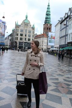 A weekend in Copenhagen! Copenhagen, My Outfit, Coat, Womens Fashion, Jackets, Outfits, Blogging, Outfit, Suits
