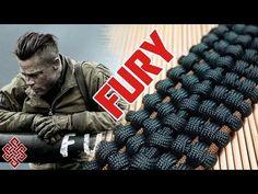 Fury Cuff Paracord Bracelet Tutorial - YouTube